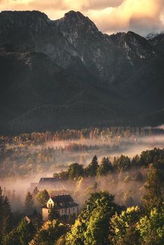 Giewont at sunrise Tatra Mountains Poland photographed by Kuba Witos (no copyright infringement intended). Mountain Photography, Landscape Photography, Nature Photography, Travel Photography, Beautiful World, Beautiful Places, Beautiful Pictures, Poland Culture, Places To Travel