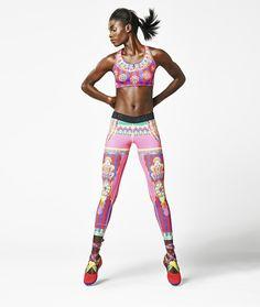 Nike Magical Kaleidoscope, le legging qui sublime votre corps !