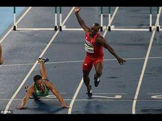 Joao Vitor De Oliveira Qualifies For 110m Hurdles Semi-Finals After Stun...