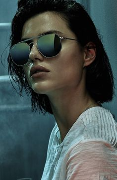 102ebb17aa Dare to stand out in fearless Ray-Ban Marshal shades. Sunglasses Ray-ban