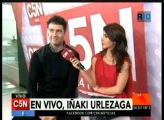 entrevista Iñaki Urlezaga Cn5