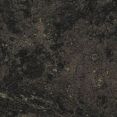 Formica Brand Laminate�12-in W x 12-in L Black Fossilstone 180fx-Honed Laminate Kitchen Countertop Sample