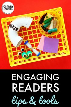 Increase student engagement with these Guided Reading tools. From Positively Learning Blog #guidedreading #smallgroups