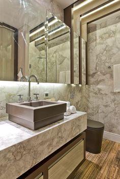 Loft de 30 m2 - Casa Cor 2013 BY Arquitetura Renata Mueller !