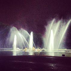 Grandes eaux nocturnes Versailles