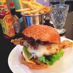 Places To Eat In London: Shrimpy's, King's Cross.  Also at Camden Lock Market, etc.  Shrimp on toasted brioche - yum!!!!