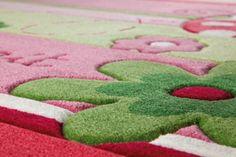 Dětský koberec LADYBIRD PINK