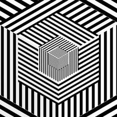 Анимации оптические иллюзии