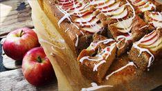 Apple and spice cake (in Norwegian) Sweet Recipes, Cake Recipes, Norwegian Food, Norwegian Recipes, Spice Cake, No Bake Desserts, Caramel Apples, No Bake Cake, Afternoon Tea