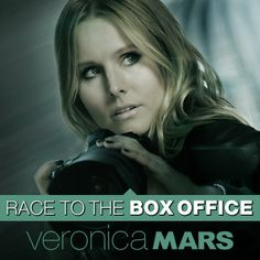 Join the Race to the Box Office by sharing Veronica Mars content & unlock exclusive rewards. Pre-order tickets now to see Veronica Mars In Theaters March 14. http://Race.TheVeronicaMarsMovie.com