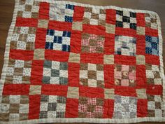 Maida Today: Making Antique Inspired Doll Accessories: Studying Antique Doll Quilts