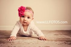 Laura Lynne Photography Blog Spot » 6 Month Old Baby Girl Session