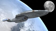 USS Voyager by Balsavor.deviantart.com on @deviantART