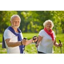 Nordic walking to doskonały sposób na rozruszanie się. Ale nie zastąpi ćwiczeń na kręgosłup, zwłaszcza gdy już pojawią się bóle.