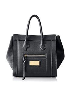 Valentino Bags by Mario Valentino Women's Cynthia Tote, Black