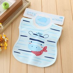 Boys' Baby Clothing Faithful Baby Bibs Waterproof Lunch Bibs Boys Girls Infants Silicone Feeding Baby Saliva Towel Cartoon Waterproof Aprons Baby Bibs Bab Accessories