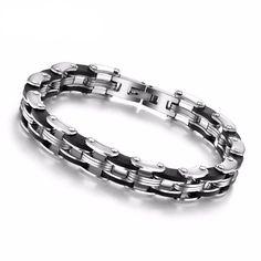 e4ad7e5763b0d 9 Best Titanium Steel images | Bracelets, Anklets, Bangles
