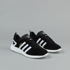reputable site 62825 2af75 adidas-x-palace-pro-boost Zapatillas, Oro Blanco Negro, Zapatos