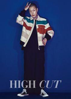 HYUKOH - High Cut Magazine Vol.155