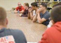 Cal U.'s Office of Veterans Affairs works to help veterans readjust