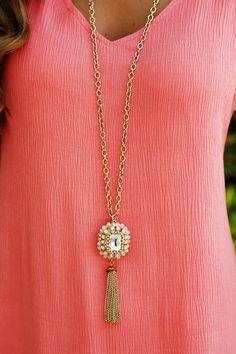 cb6b3359690b All Good Things Necklace  Gold Multi  shophopes Joyas