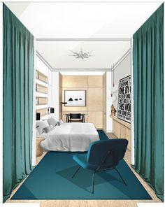 apartment paris 6 double g inetrior design | apartments | projects | www.doubleg.fr