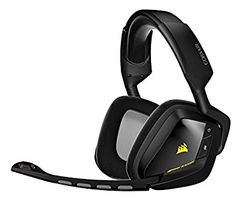 Corsair Gaming VOID Wireless RGB Gaming Headset – Carbon Review 2017