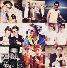 Some Of My Favorite Youtubers..so basically just marcus and the other guys are cool too :)