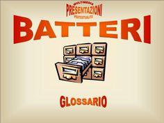 MULTIMEDIA IPERTESTUALITA' PRESENTAZIONI BATTERI GLOSSARIO.>