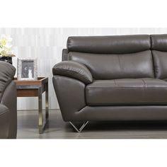 Brady Furniture Industries Noci Leather Sofa