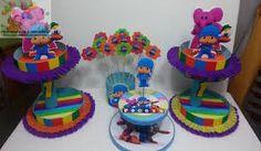 Resultado de imagen para pocoyo decoracion cumpleaños