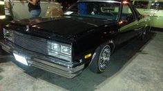 This is a gmc caballero not a Chevrolet el camino
