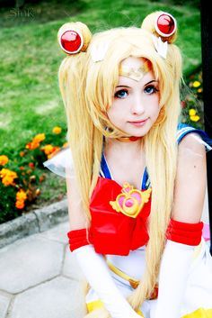 Sailor Moon cosplay | Sailor Moon Cosplay, Another Super Cute Sailor Moon Cosplayer | Kevin ...