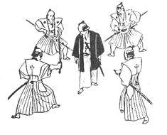 kata of Iaido