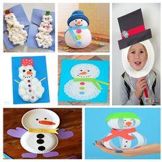 manualidades-muñeco-nieve Toddler Activities, Ideas Para, Crafts For Kids, Seasons, Disney Characters, Christmas Ideas, School, Blog, Xmas