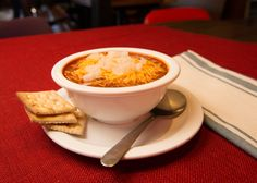 Classic Comfort   Texas Red Chili from Golden Light Cafe