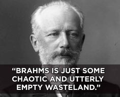 """23 Of The Shadiest Insults From Classical Composers """"What a good thing this isn't music."""""""