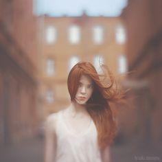 Liza from the block | by anka_zhuravleva