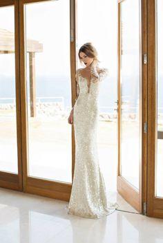 Stunning reception dress?