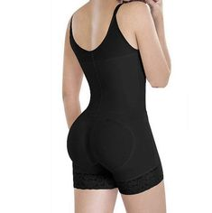 6b141afb879 CTRICKER Lace Plunge U Underwear Slimming Bodysuits Waist Trainer Zipper  Shapewear     See this great product. (Note Amazon affiliate link)