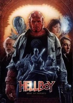 Hello and welcome to IlluminatiWatcher.com! Today we'll be covering some of the symbolism found in the filmHellboy… I realize I'm about 10 years late in reporting on this, but I …