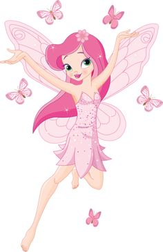 Fairy and Princess in Pink (2) [преобразованный].png