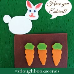 Don't forget to enter the #zdoughbookscenes contest! It's a great way to get the whole family in on the fun of talking about great children's literature and playing with play dough. Head to the original post on Instagram @z_dough for details! Submissions must be posted by 9a CST Monday, April 11, so get the ball rolling!!