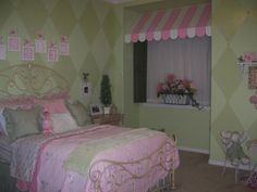 CASSLYN - Girls' Room Designs - Decorating Ideas - HGTV Rate My Space