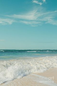 Earths Dreams - Baldwin Beach Park, Paia, Maui, Hawaii. My favorite thing to do in Hawaii...just chasing waves!