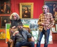 Heute van Gogh, morgen Monet - drei Brüder aus Berlin kopieren die Gemälde alter Meister, ganz legal. Ein lukrativer Job: Bis zu 10.000 Euro zahlen Kunden für die Auftragsfälschungen.