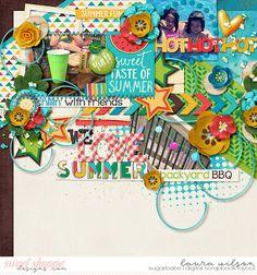 we love summer - Sweet Shoppe Gallery