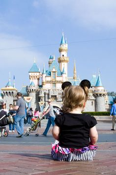 Visit all Disney Theme Parks. California and Florida ✓