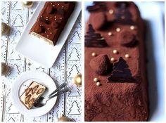 Bûche tiramisu facile dans un moule à cake
