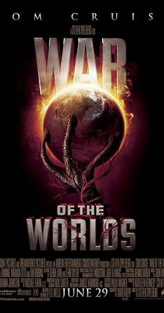 Directed by Steven Spielberg. With Tom Cruise, Dakota Fanning, Tim Robbins, Miranda Otto. As Earth is invaded by alien tripod fighting machines, one family fights for survival in this sci-fi action film. Tom Cruise, World Movies, All Movies, Family Movies, Horror Movies, Dakota Fanning, Star Citizen, Justin Chatwin, Avengers